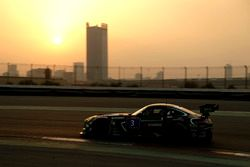 #3 Black Falcon, Mercedes AMG GT3: Abdulaziz Al Faisal, Hubert Haupt, Yelmer Buurman, Michal Bronisz