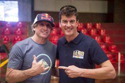 Robby Naish, Marc Coma, Director deportivo del Dakar