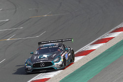 №3 Black Falcon Mercedes AMG GT3: Абдулазиз Аль-Файсаль, Хуберт Хаупт, Йелмен Бурман, Михал Бронизжевски, Маро Энгель