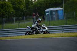 #32 Team Rabid Transit, Yamaha R1: Brandon Cretu, Sheridan Morias, Allan Jon Venter