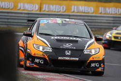 Tom Coronel, Honda Civic TCR