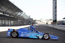 Pole: Scott Dixon, Chip Ganassi Racing Honda