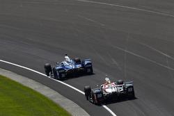 Takuma Sato, Andretti Autosport Honda, James Davison, Dale Coyne Racing Honda