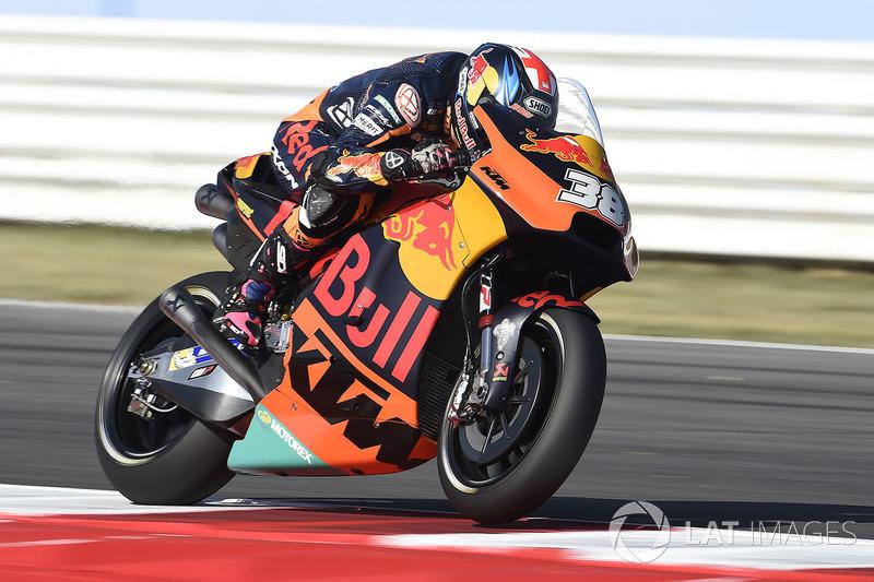 22. Bradley Smith, Red Bull KTM Factory Racing