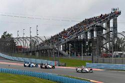 Will Power, Team Penske Chevrolet, Ed Jones, Dale Coyne Racing Honda