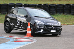 Christian Mettler, Opel Corsa OPC, Garage Metropol Racing Team