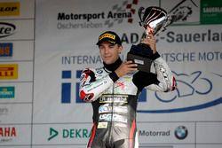 Podium: Sieger Markus Reiterberger, BMW S 1000 RR