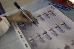Séance d'autographes : Tiago Monteiro, Honda Racing Team JAS, Honda Civic WTCC