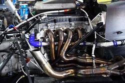 Detalle de motor Mountune