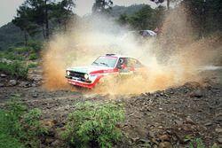 Burak Türkkan, O. Aslan, Ford Escort Mk2, Bonus Unifree Parkur Racing