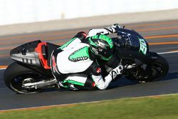 Eugene Laverty, Aprilia test team