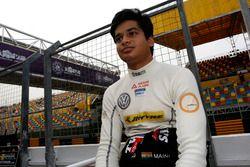 Arjun Maini, Motopark, Dallara Volkswagen