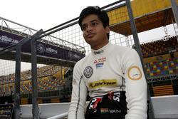 Arjun Maini, Motopark Dallara Volkswagen
