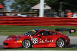 #99 Gainsco/Bob Stallings Racing Porsche 911 GT3 R: Jon Fogarty