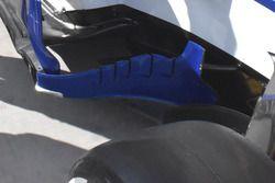 Sauber C36, bargeboards