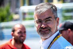 Dieter Gass, directeur du département sport auto d'AUDI AG