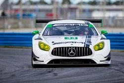 #33 Riley Motorsports, Mercedes AMG GT3: Jeroen Bleekemolen