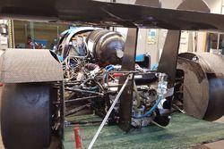 Forze VII hydrogen prototype