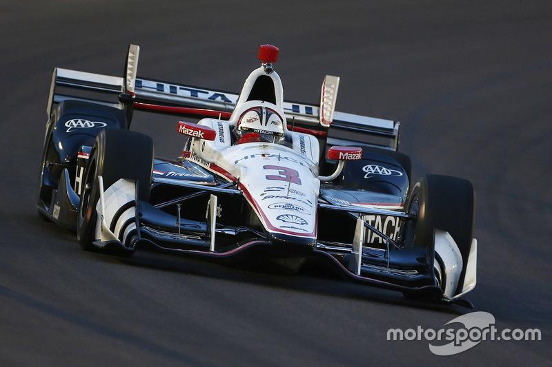 #3: Helio Castroneves, Team Penske, Chevrolet