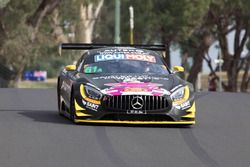 #61 Hogs, Mercedes SLS AMG: Mark Griffith, Dominic Storey, David Reynolds