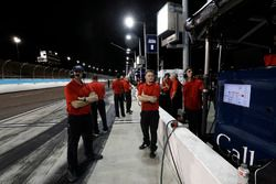 Chip Ganassi Racing Honda teamleden