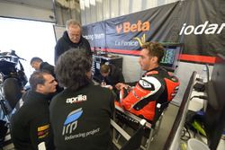 Leandro Mercado, Aprilia Racing