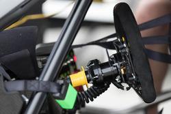 №23 Nissan Motorsport Nissan GT-R Nismo GT3: рулевое колесо