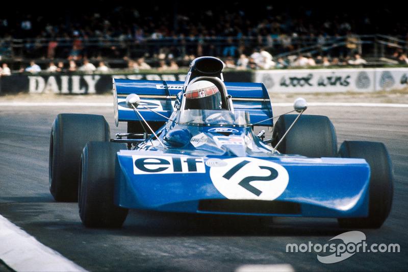 GP da Grã-Bretanha, 1971