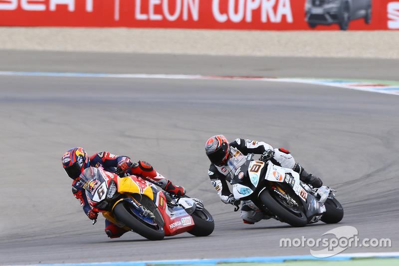 Stefan Bradl, Honda World Superbike Team, Jordi Torres, Althea Racing