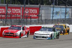 Blake Koch, Kaulig Racing, Chevrolet; Ryan Reed, Roush Fenway Racing, Ford
