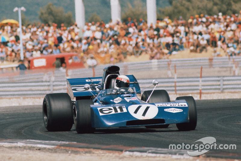 #30: Tyrrell 003 (1971-1972)