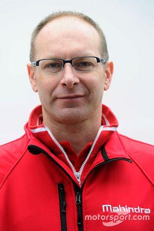 Davide Borghesi, Jefe de diseño y desarrollo de Mahindra Racing