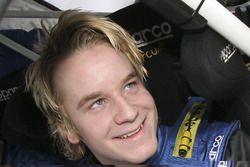 Mads Ostberg, Subaru Impreza WRC