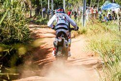 #42 Hero MotoSports Team Rally: Си-Эс Сантош