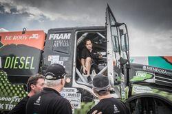 #502 Team De Rooy Iveco: Федерико Вильягра, Адриан Якопини и Рикардо Торлаши