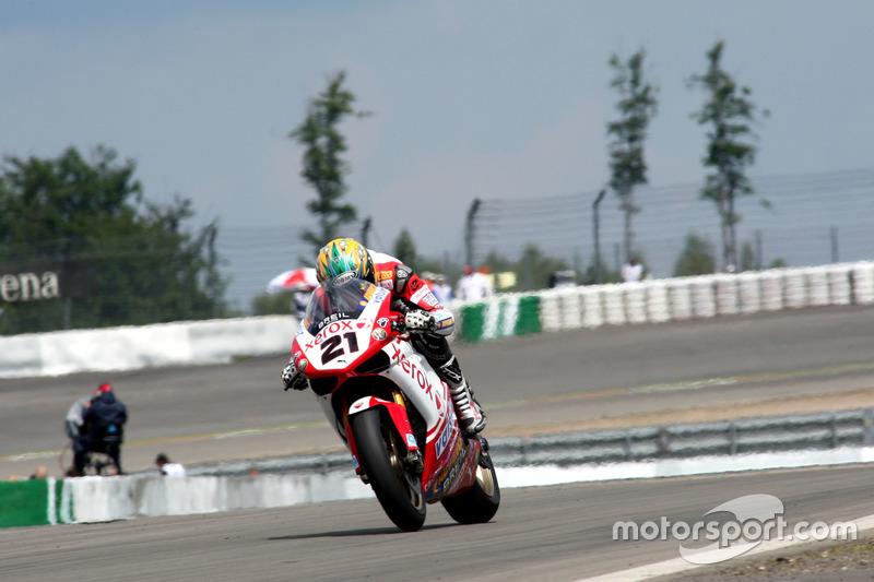 Troy Bayliss, Ducati