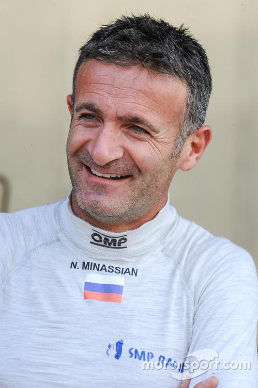 Nicolas Minassian, Dragon Racing