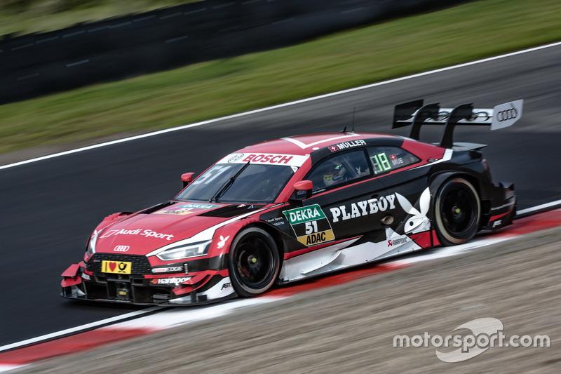 5. Nico Müller, Audi Sport Team Abt Sportsline, Audi RS 5 DTM