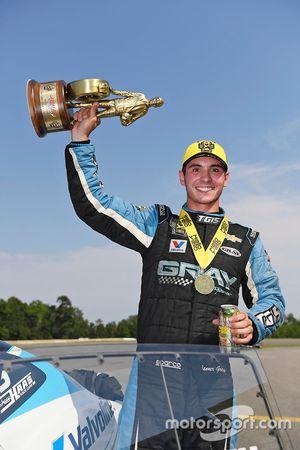 Pro Stock winner Tanner Gray