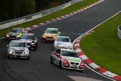 Samuel Forni, Stefan Kerkemeier, Marc Peraldi, BMW 325i e90