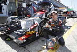 Ganador de la pole Neel Jani, Rebellion Racing