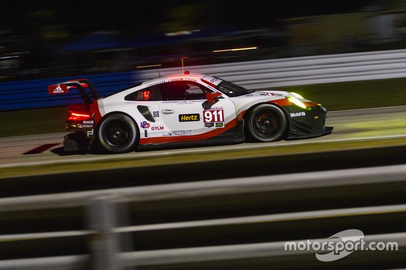 7. GTLM: #911 Porsche Team North America, Porsche 911 RSR