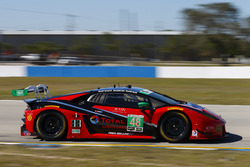 #48 Paul Miller Racing Lamborghini Huracan GT3: Madison Snow, Bryan Sellers, Dion von Moltke