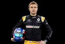 Sergey Sirotkin, Renault Sport F1 Team Third Driver