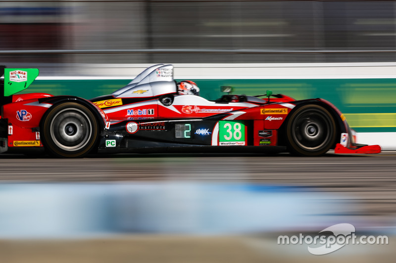 1. PC: #38 Performance Tech Motorsports, ORECA FLM09