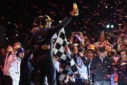 Winners Ricky Taylor, Jordan Taylor, Alex Lynn, Wayne Taylor Racing