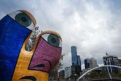Sculpture in Melbourne