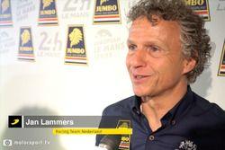 Jan Lammers, Racing Team Nederland (screenshot video interview)