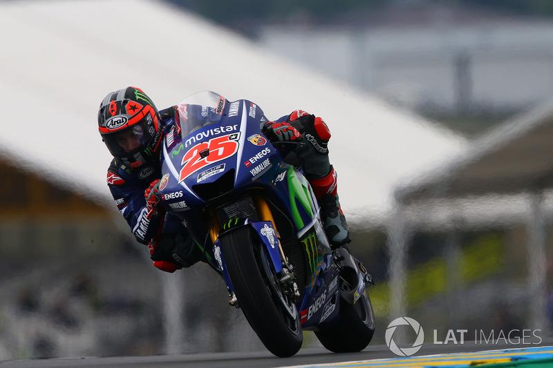 2017 - Yamaha, 3º lugar