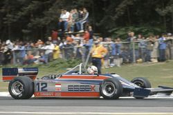 Nigel Mansell, Lotus 81B